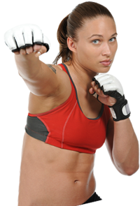 Mixed Martial Arts and kickboxing Decatur receive free training gloves.